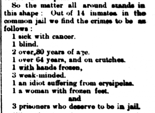 List of Crimes