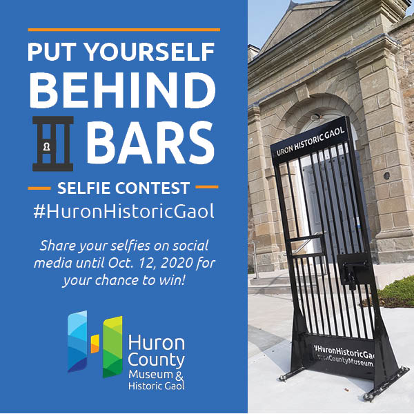 Put Yourself Behind Bars Selfie Contest