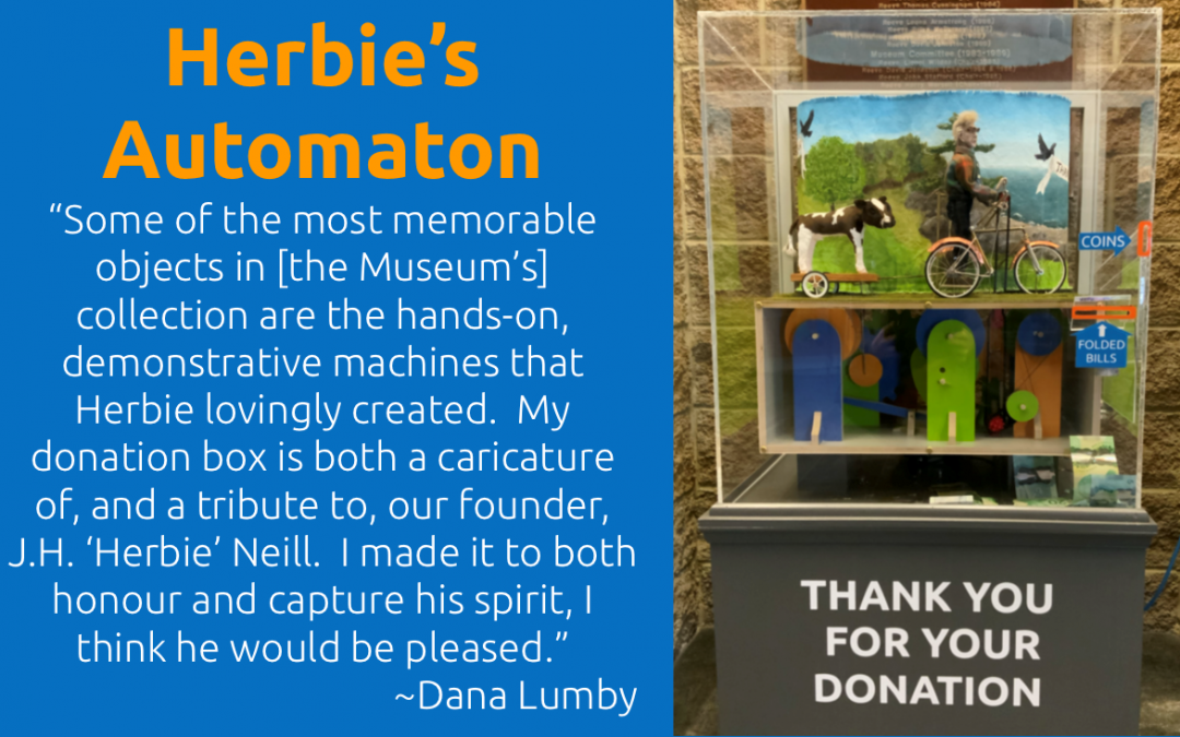 Herbie's Automaton