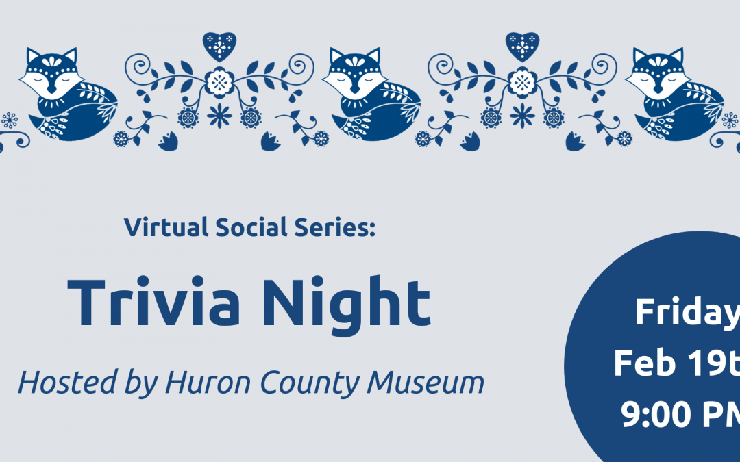 Virtual Social Series – Trivia Night
