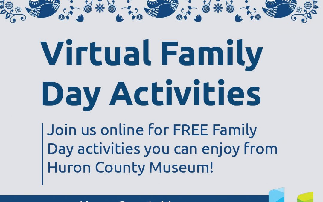 Virtual Family Day Activities
