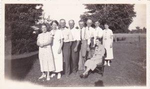 The Charles Wheeler Family
