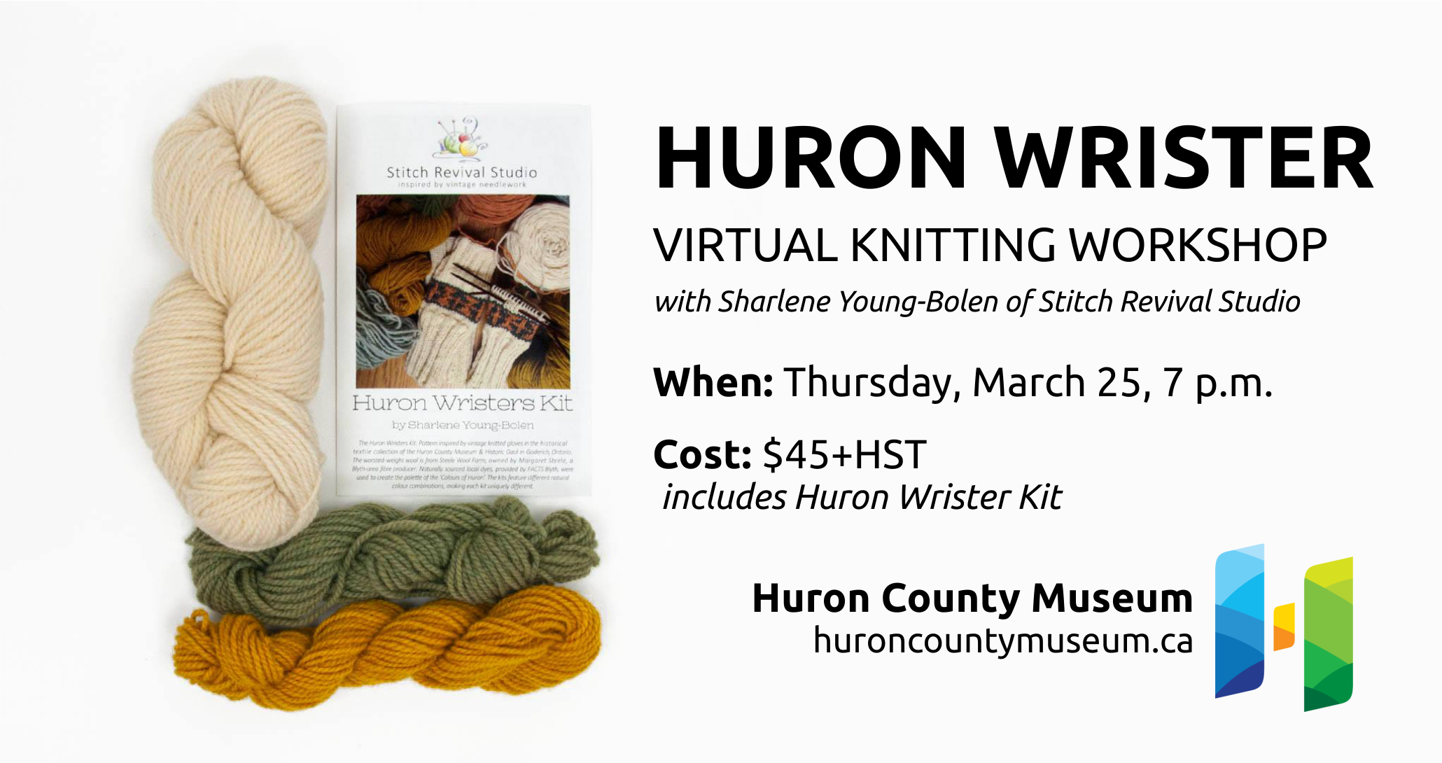 Huron Wrister knitting Worksop