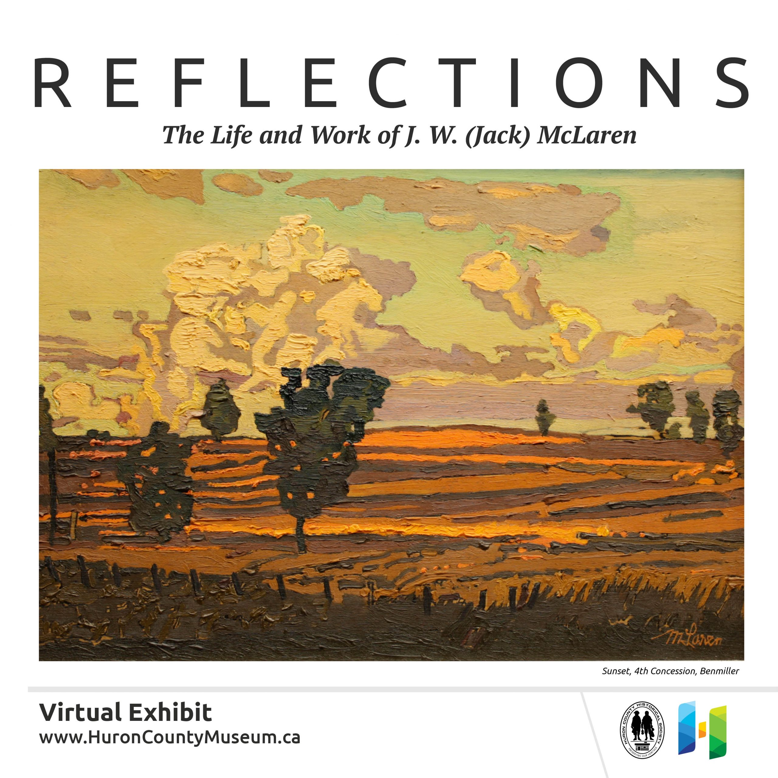 Reflections virtual exhibit