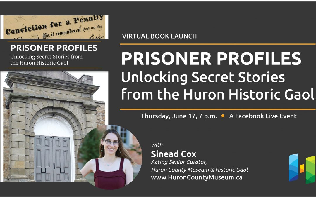 Virtual Book Launch: Prisoner Profiles