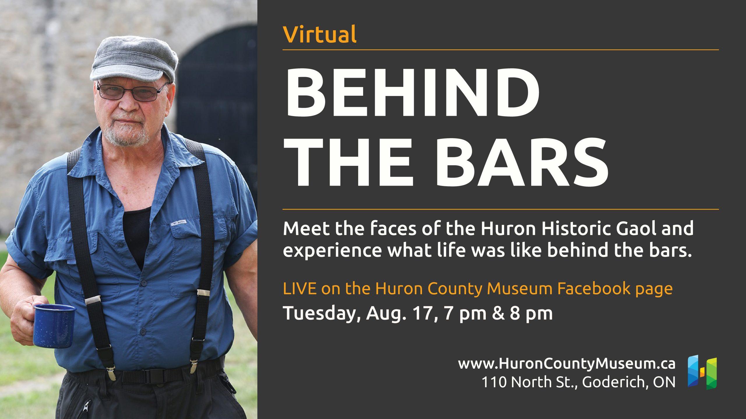 Virtual Behind the Bars