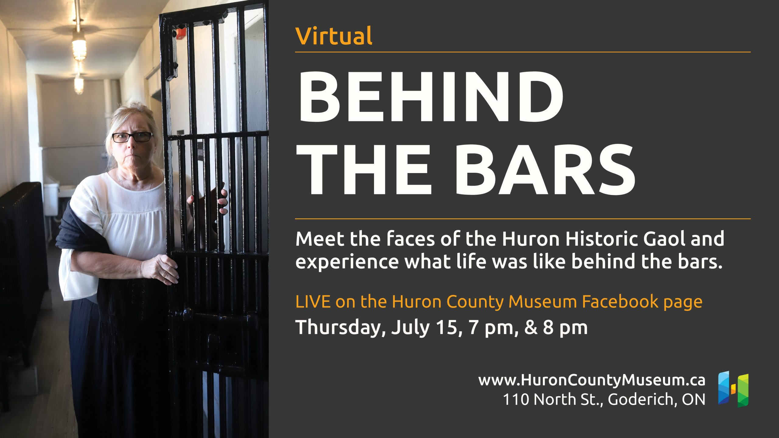 Virtual Behind the Bars event