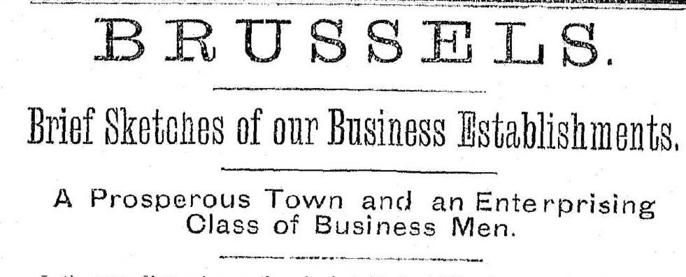 Selling Yesterday's News: The Anatomy of Historical Newspapers
