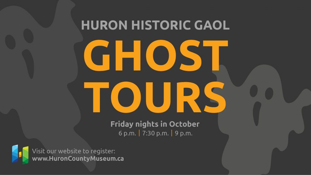 Huron Historic Gaol Ghost Tours